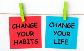 Change Habits Change Life